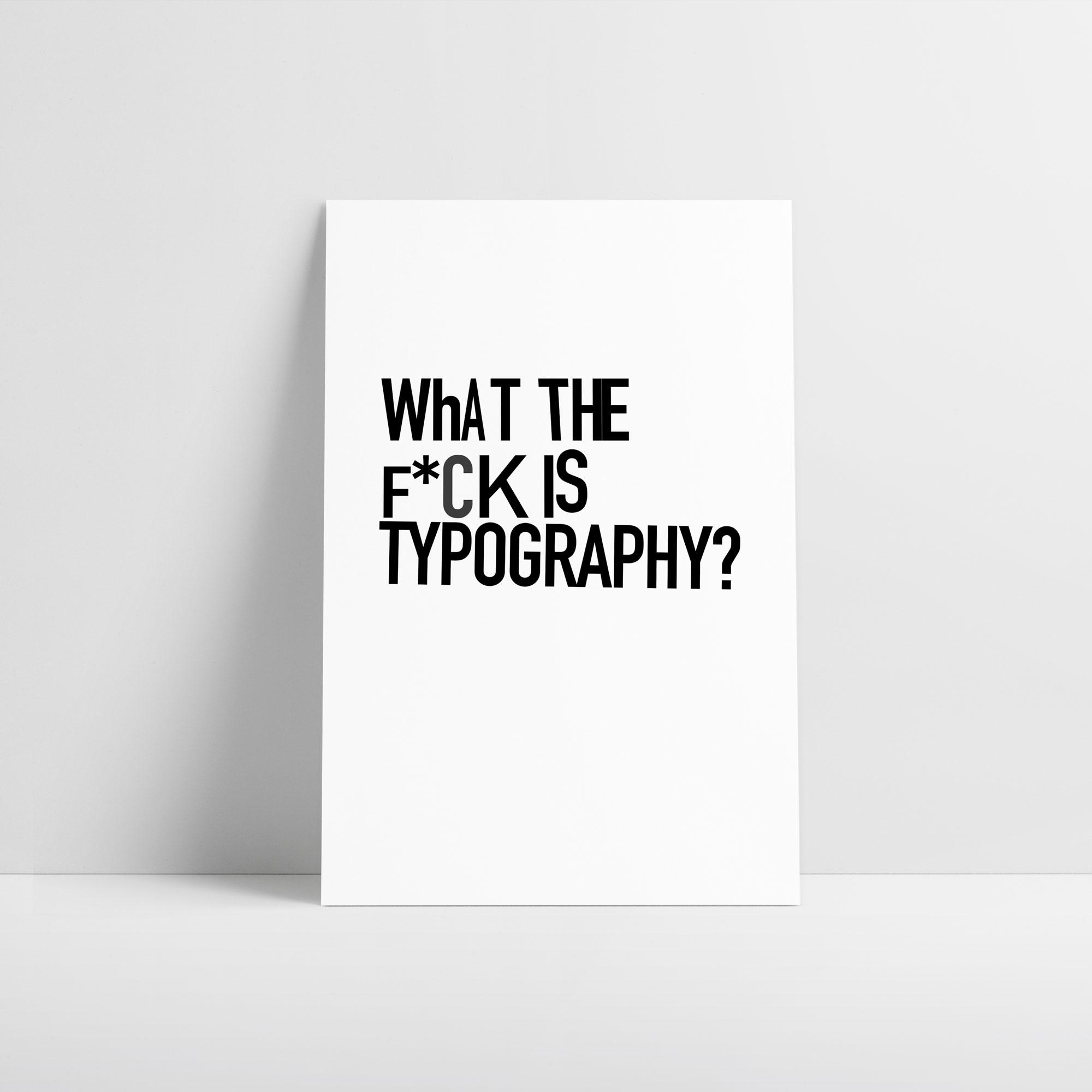 1313 multimedial Grafikdesign Poster Design Typographie