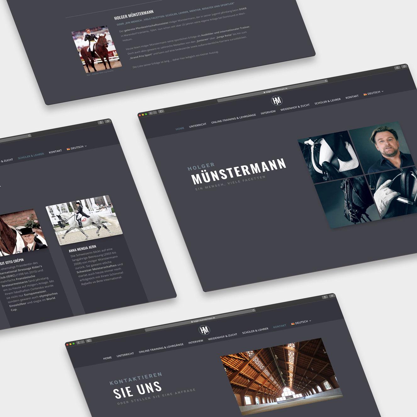 1313 multimedial Grafikdesign Webdesign Sauerland Arnsberg Holger Muenstermann