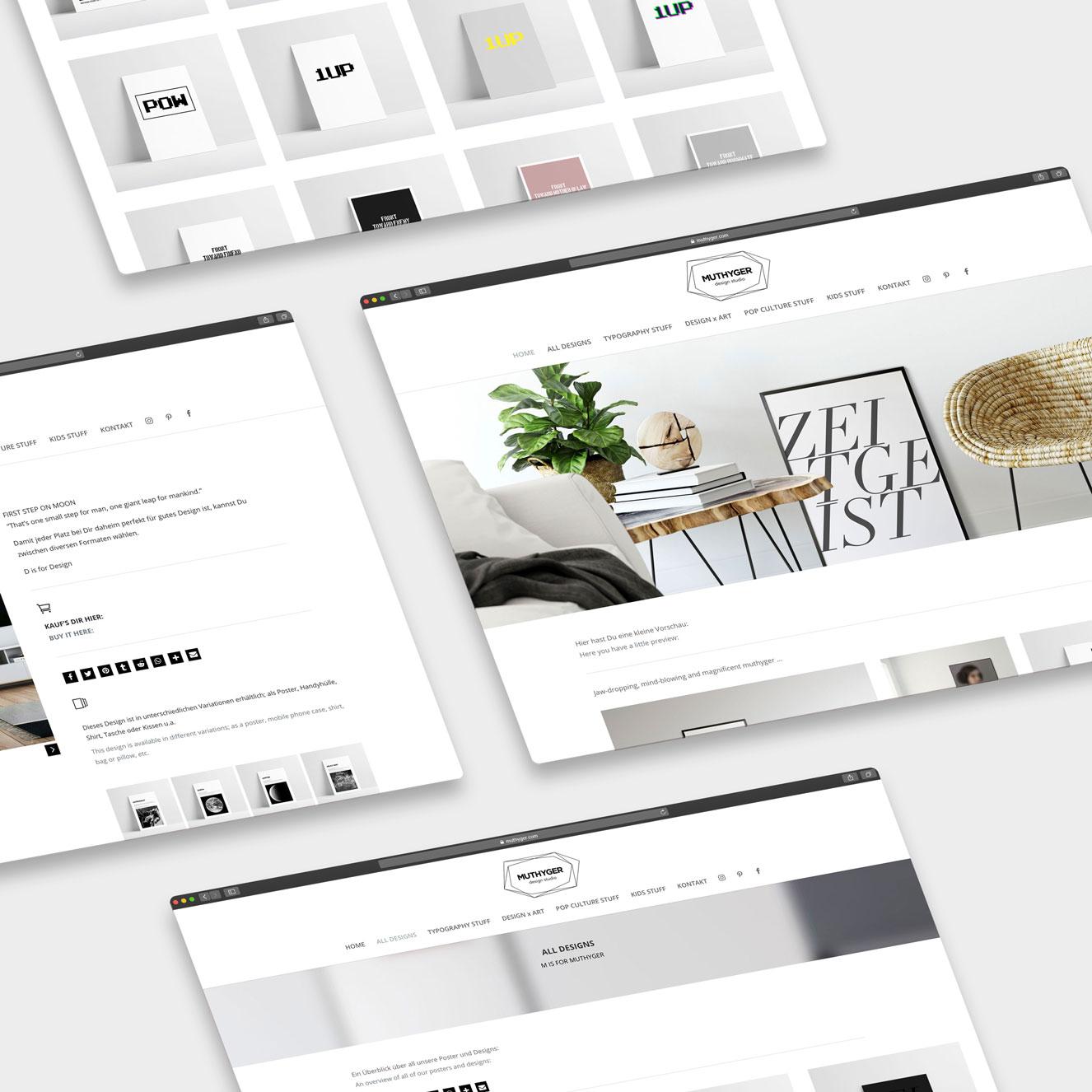 1313 multimedial Grafikdesign Webdesign Sauerland Arnsberg muthyger
